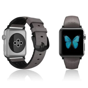 patchworks-air-strap-for-apple-watch-grey