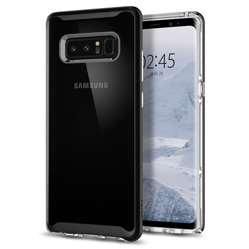 SPIGEN Neo Hybrid Crystal Series Galaxy Note 8 Case ...
