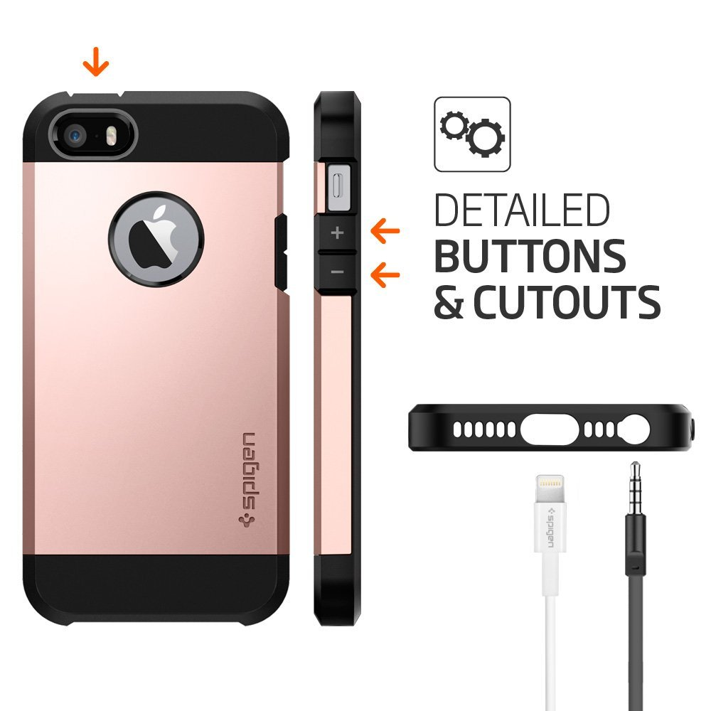 spigen tough armor iphone 5s spigen tough armor iphone se 5s primegad 18029