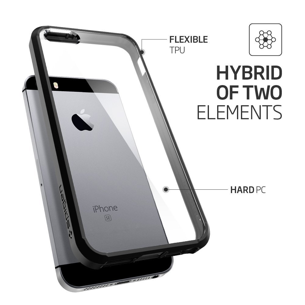 Spigen Ultra Hybrid S Iphone  Plus