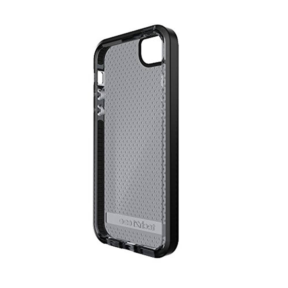 quality design 77897 8a8ed Tech21 Evo Mesh Black iPhone 5S / SE Case
