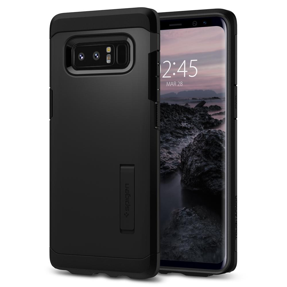 newest 85ee7 d1012 SPIGEN Tough Armor Series Galaxy Note 8 Case